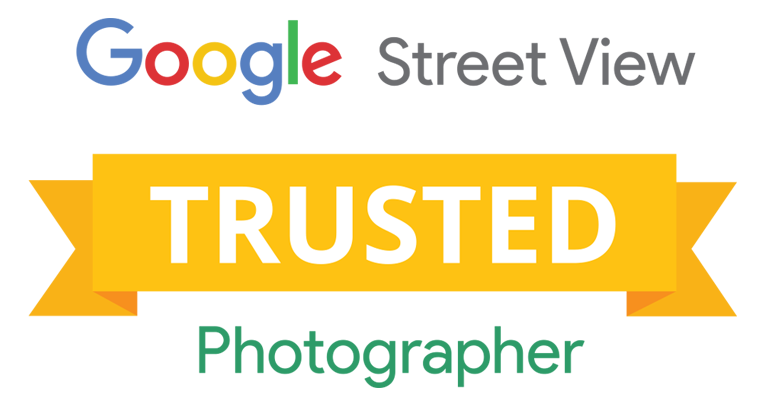 360 Virtual View are a Google Street View Trusted Photographer