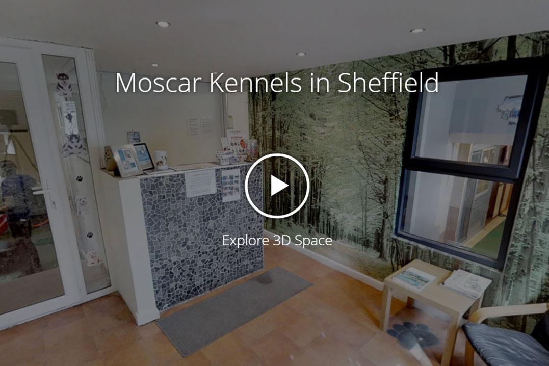 Moscar kennels, Sheffield - virtual tour