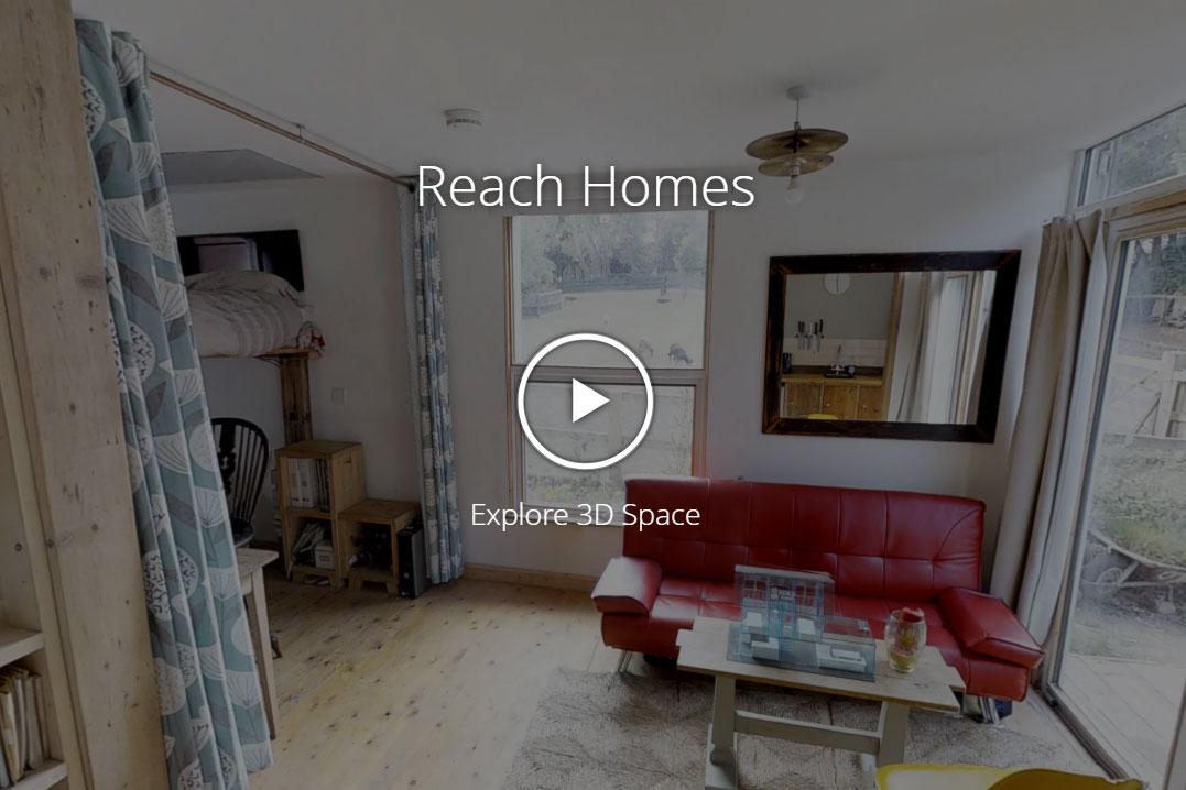 Reach Homes, Sheffield - virtual tour