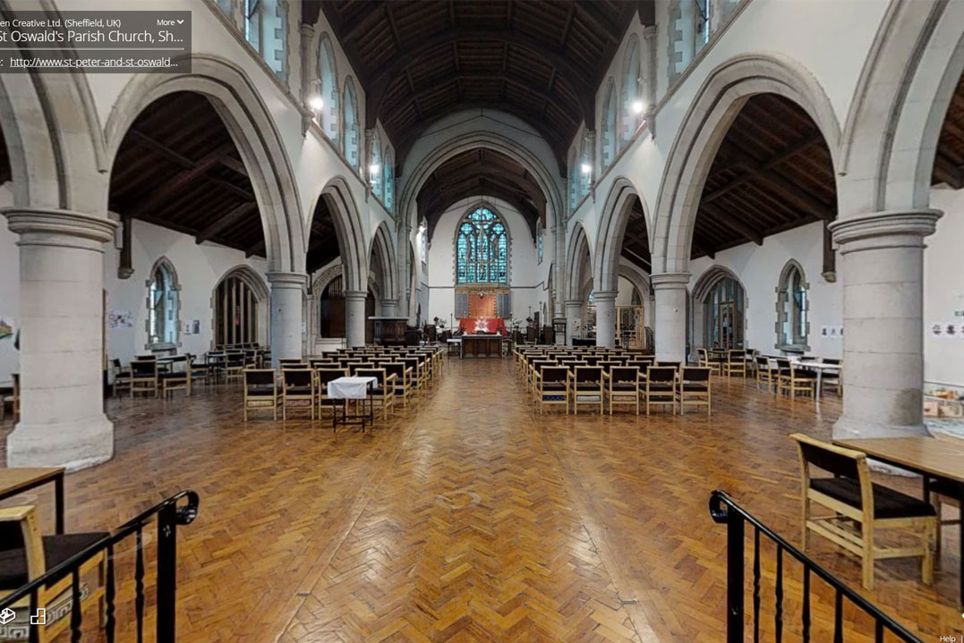 St Peter & St Oswald's Church, Sheffield