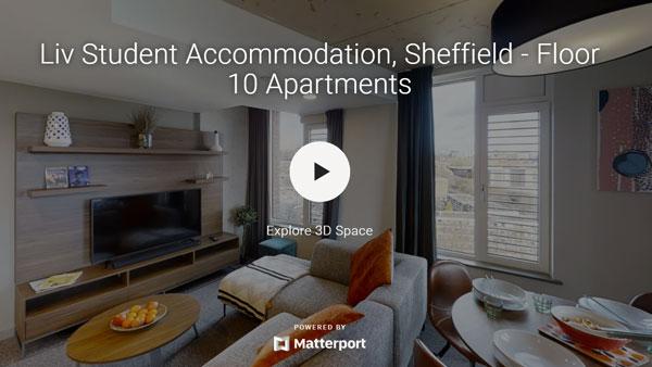 Liv Student Sheffield – apartments