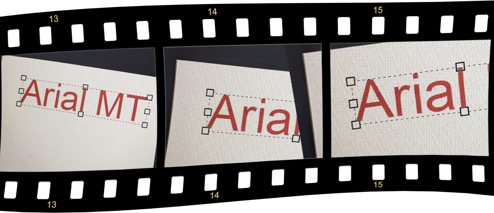 Arial photography - not to be mixed up with aerial photography